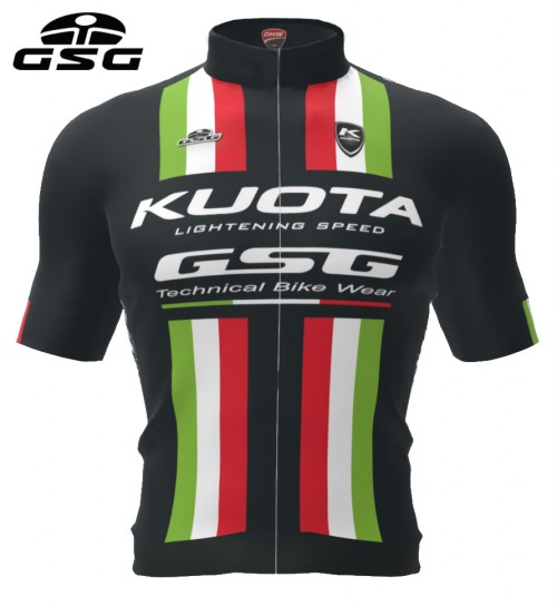 Kuota Jersey with new GSG logo