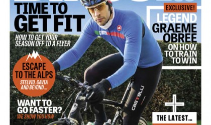cyclist magazine cover 500 march 2018