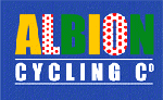 Albion Cycling Co logo